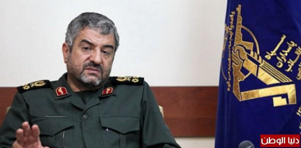 الحرس الثوري الإيراني : سنسيطر على الخليج ومضيق هرمز