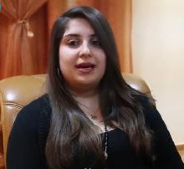 """لن انتخب القائمة العربية واعشق اسرائيل:""""جينفر"""" أول عربية تتطوع للخدمة في سلاح الجو الإسرائيلي.فيديو"""