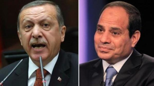 """وسط توقعات بمصالحة مع الاخوان : """"السيسي وأردوغان"""" في السعودية الأحد المقبل"""
