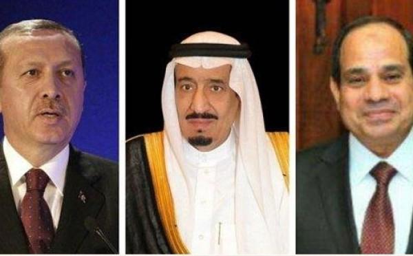 صحيفة مصرية: مصالحة بين مصر وتركيا برعاية ملك الأردن