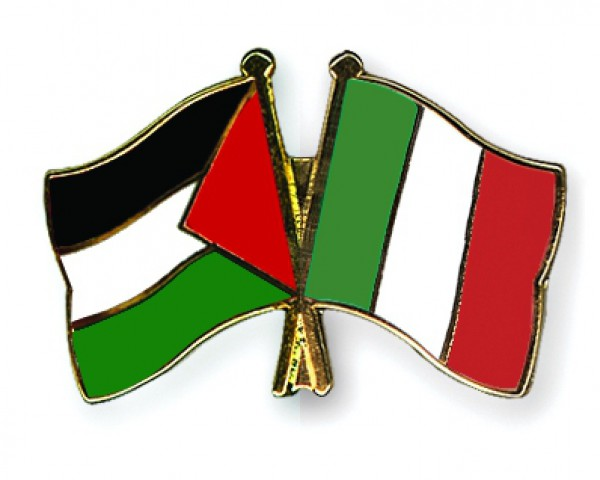 إيطاليا تعترف بدولة فلسطين