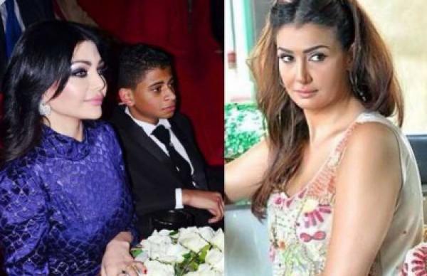 الطفل كريم الأبنودي يُحاول الانتحار بسبب غادة عبد الرازق