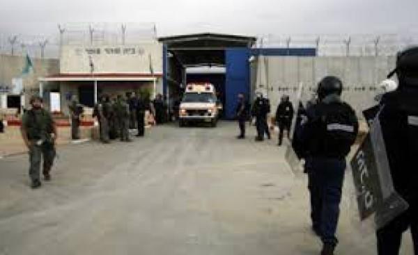 """نادي الاسير يصدر ورقة حول أهم الأحداث التي جرت في سجن """"ريمون"""" خلال شهر شباط المنصرم"""