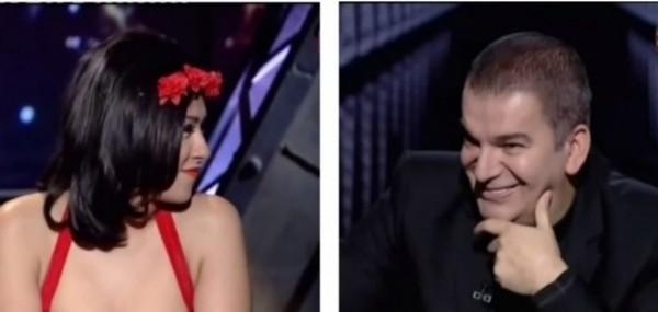 بالفيديو طوني خليفة لـ  شاكيرا المصرية اتلمي شوية