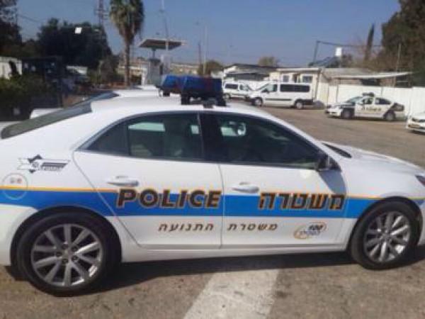سيارة شرطة إسرائيلية وصلت مخيم بلاطة صباح اليوم واختفت كيف دنيا الوطن
