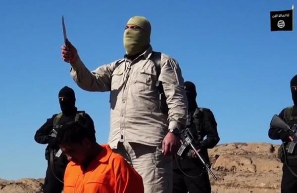 تنظيم الدولة يذبح عناصر المليشيات