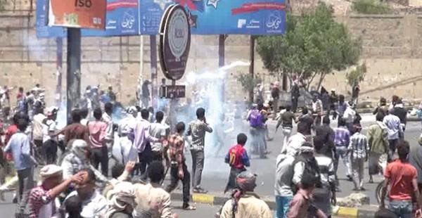 مصر تنفى الموافقة على التدخل عسكريًا فى اليمن