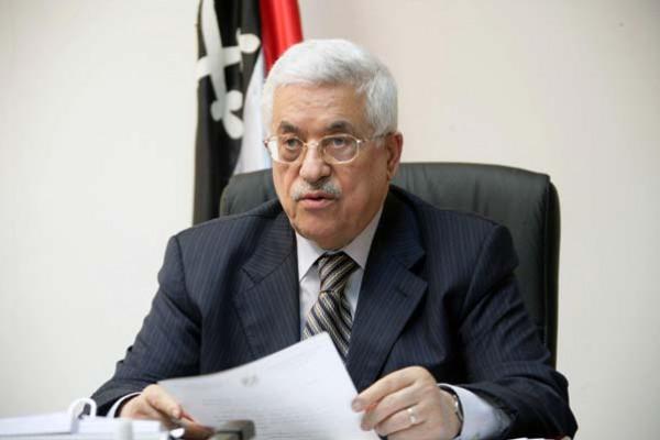 الرئاسة الفلسطينية تدعم القرار بالعمليات الرامية إلى وحدة اليمن