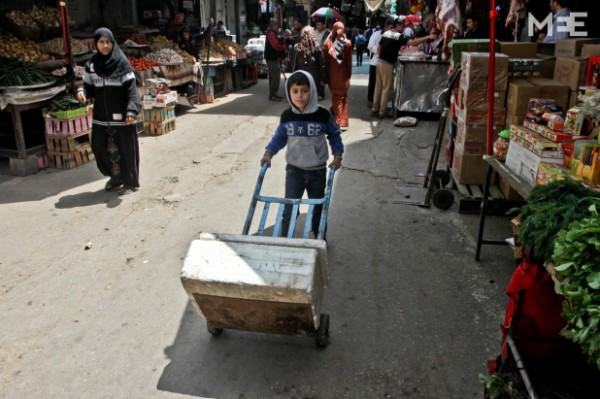 child labor in lebanon