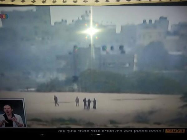 صور: القناة 10 تبث مقاطع مصورة لمناورات بالذخيرة الحية تجريها كتائب القسام