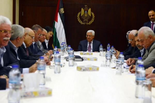 اتخذت قرارات هامة في الشأن التنظيمي… الرئيس يترأس اجتماعا للجنة المركزية لحركة فتح