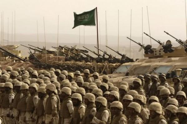 قوات برية تابعة للتحالف العربي تدخل عدن