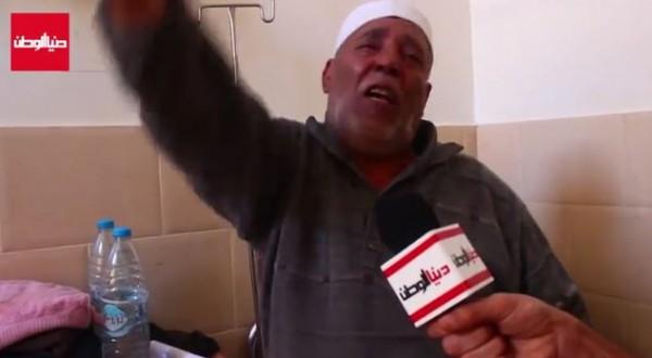 """فيديو .. بعد ساعات من نشر مناشدته عبر دنيا الوطن .. """"محمد ماضي"""" ينضم لضحايا الحصار!"""