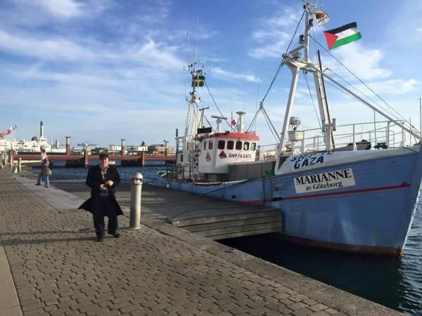 أسطول الحرية الثالث يبدأ من السويد رحلة كسر حصار غزة