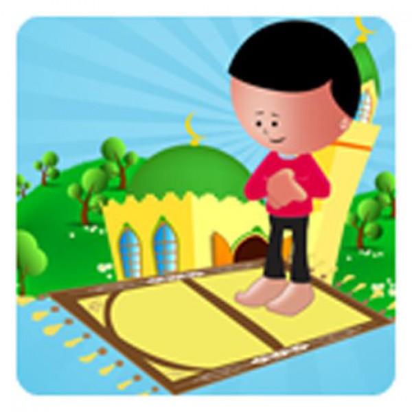 بطاقات لتعليم الصلاة للأطفال