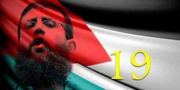 """خضر عدنان .. أيقونة الثورة على """"صلف"""" السجّان"""