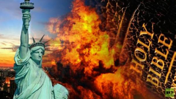 سياسي أمريكي يتنبأ بموعد الهجوم العسكري الروسي على أمريكا