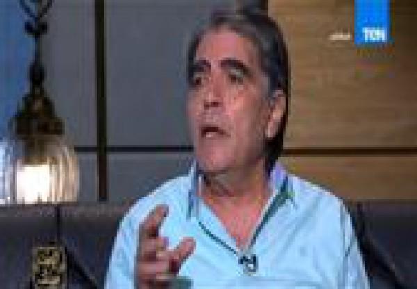 """محمود الجندى """" لم يستفد أحد من مدرسة أسامة أنور عكاشة''"""