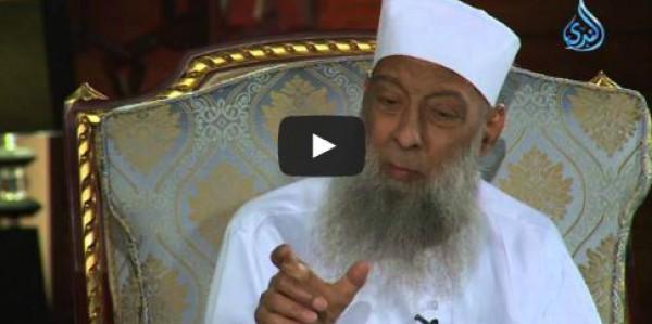 """الحلقة التاسعه من برنامج """"عابر سبيل"""" للشيخ أبي إسحاق الحويني"""