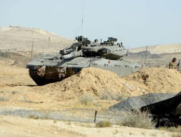 """بسبب """"أوسع هجوم في سيناء"""" رفع حالة التأهب ودبابات إسرائيلية على الحدود المصرية"""