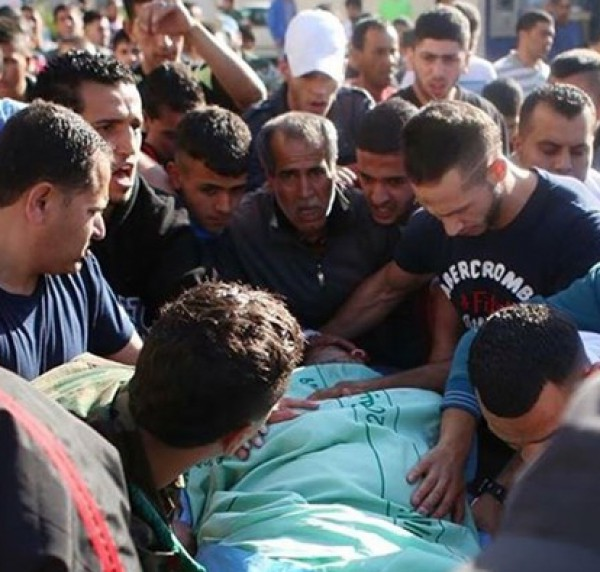 انتشار عسكري مكثف بعد استشهاد شاب برصاص جنرال اسرائيلي