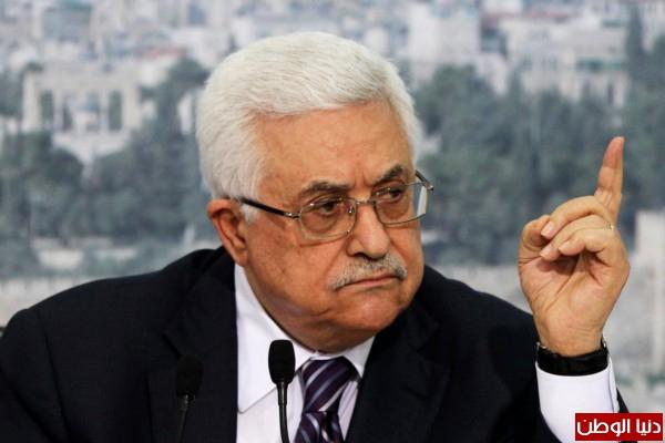 الرئيس محمود عباس يُحبِط مخطّطاً انقلابياً برام الله
