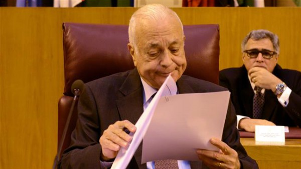 Arab League chief says Israel must declare nuclear weapons
