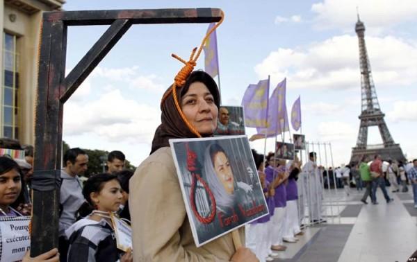 المعارضة الإيرانية: 19 سجينًا أعدمهم النظام