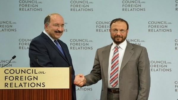التقى جولد بالهند.. الجنرال السعودي عشقي لدنيا الوطن:خطة لتفعيل مبادرة السلام عرضناها على حماس