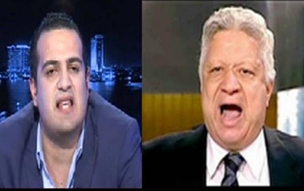 """فيديو..""""مرتضى"""" لمالك قناة crt: """"هحبسك زي سما المصري وهتبقى سامية"""""""