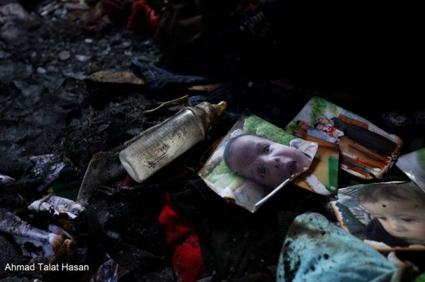 حزب الشعب: جريمة حرق الطفل دوابشة مؤشر على فاشية الاحتلال