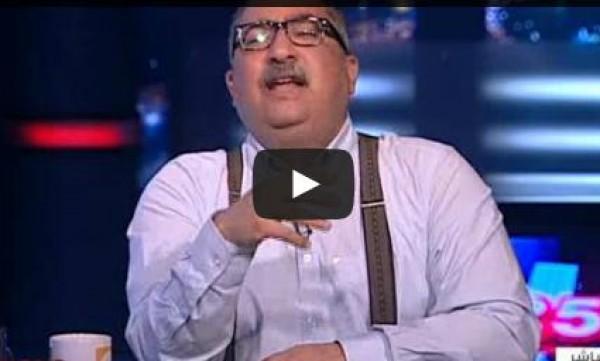 """عيسى: """"ليه الأهلي يسلم درع الدوري في القسم؟ ليه الغل ده؟"""""""