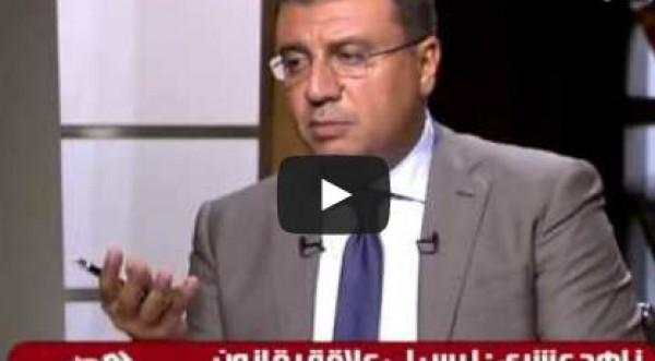 وزيرة القوى العامله : قانون الخدمة المدنية ماليش فيه .. فيديو