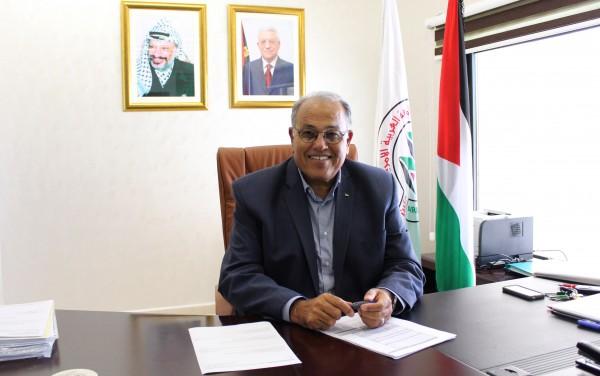الدكتور علي زيدان ابو زهري يتسلم مهامه رئيسا للجامعة العربية الامريكية