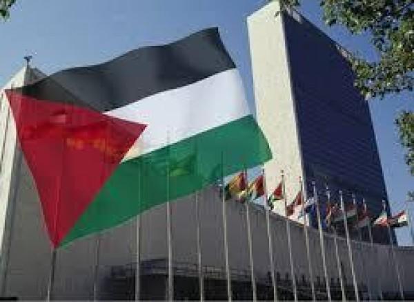 معركة ديبلوماسية لرفع علم فلسطين فوق مقر الأمم المتحدة آخر الشهر