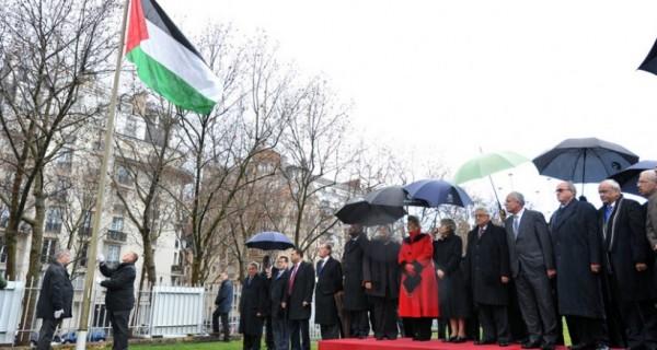 تعرف على الدول الثمانية التي عارضت رفع العلم الفلسطيني