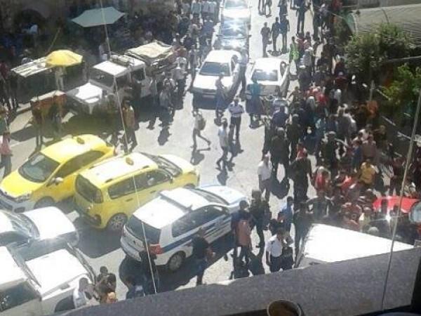 بالفيديو: مقتل مواطن قرب باب الجامع الكبير في جنين ب 6 رصاصات .. محدّث