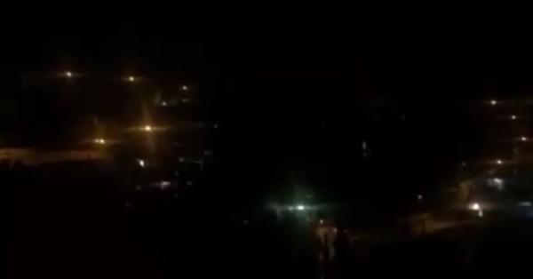 لحظة تفجير منزل الشهيد غسان أبو جمل في جبل المكبر بمدينة القدس