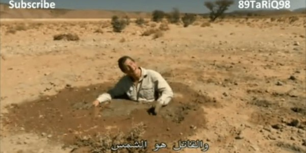 فيديو: كيف تخرج من الرمال المتحركة حيا؟