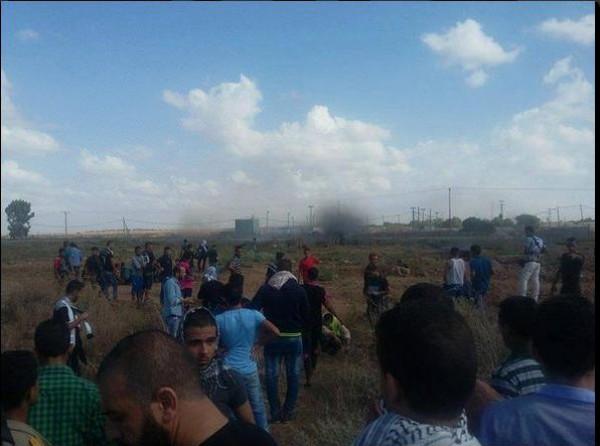 مجمل الأحداث:فلسطين تنتفض من القدس إلى رفح ..6 شهداء معظمهم في غزة وعشرات الإصابات في مختلف أنحاء الوطن