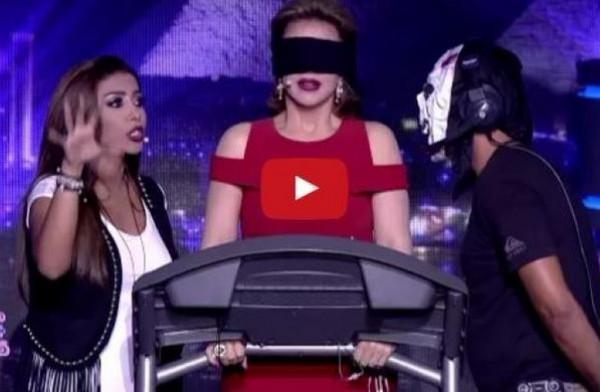 بالفيديو إحراج سوزان نجم الدين بعرض مشهدها في السرير على الهواء