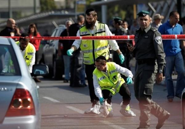 """إصابة جندي إسرائيلي بعملية دهس قرب مستوطنة """"شيلو"""" شمال رام الله"""
