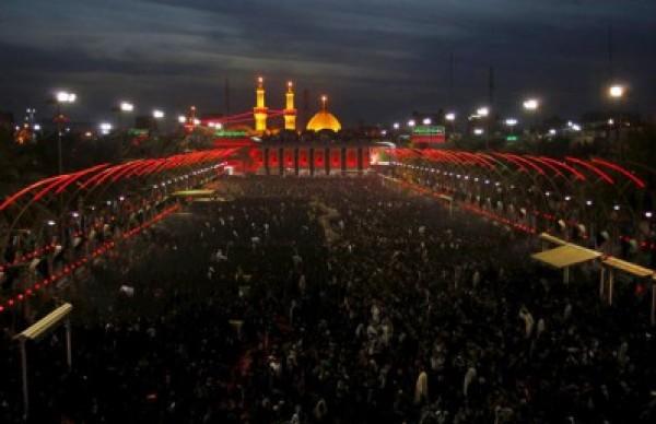 ملايين الشيعة العراق يحيون ذكرى