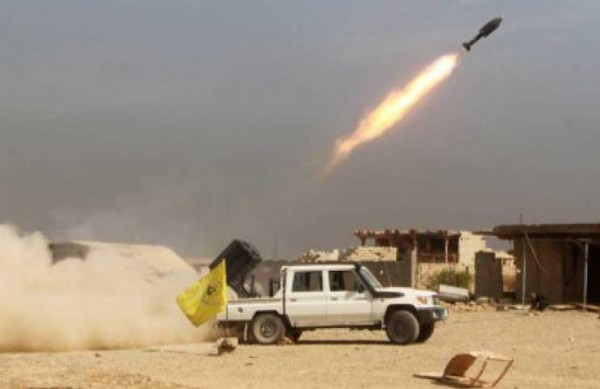 صناعة صواريخ عراقية لضرب داعش
