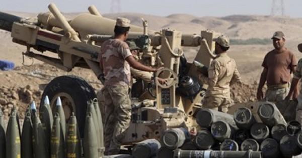 الجيش العراقى يستعد لإعادة السيطرة