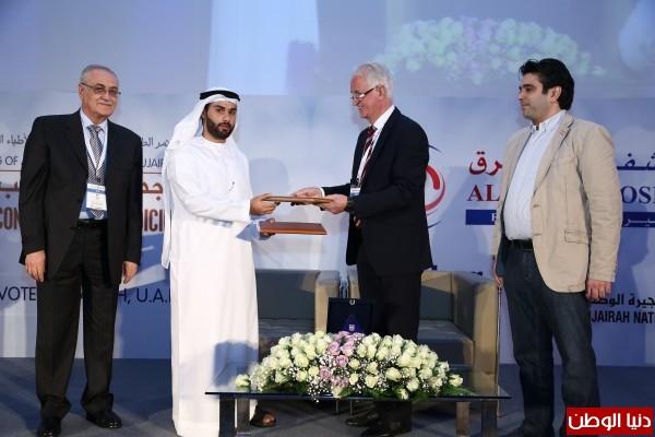 الشرق للرعاية الصحية توقع إتفاقية تعاون مشترك مع اتحاد الأطباء العرب في أوروبا
