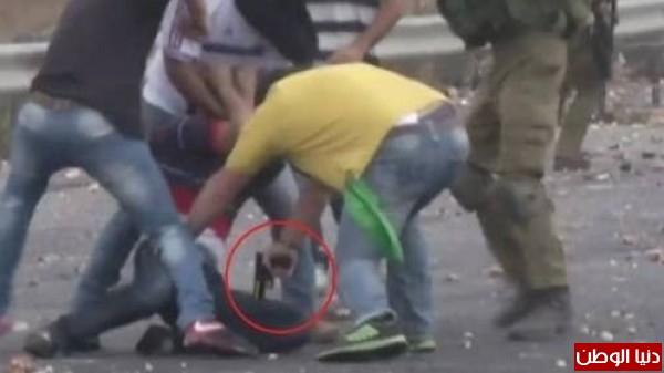 """المعتقل حامد يروي تفاصيل عملية المستعربين ضده قرب """"بيت ايل"""""""