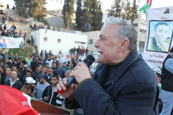 أبو ليلى : ما قامت به دولة الاحتلال في مستشفى الاهلي اجرام عصابات منظم