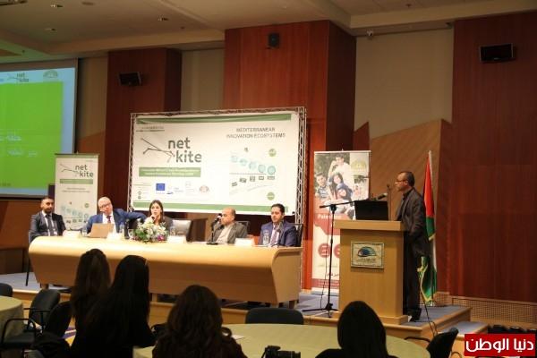 كلية فلسطين الأهلية الجامعية تطلق فعاليات مؤتمر عرض مخرجات مشروع نقل التكنولوجيا ودعم الريادة