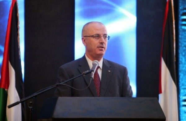 رئيس الوزراء رامي الحمدلله يعد المواطنين في قطاع غزة بارتفاع ساعات وصل الكهرباء إلى 20 ساعة ويكشف تفاصيل خط الغاز للمحطة